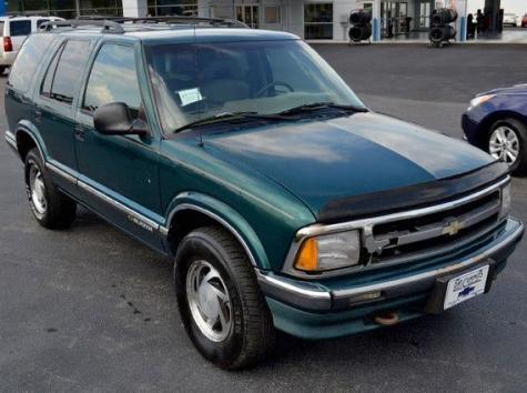 Chevrolet Dealers In Ky >> Chevrolet Blazer LT 1996: Dirt Cheap 4x4 SUV Under $500 in KY - Autopten.com