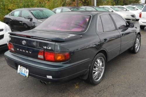 39 95 toyota camry le for sale 500 or less near lexington ky. Black Bedroom Furniture Sets. Home Design Ideas