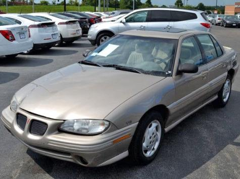 Chevrolet Dealers In Ky >> Really Cheap & Nice Car Under $1K - Pontiac Grand AM SE ...