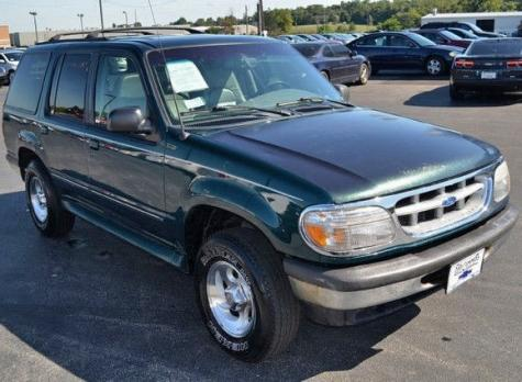 Cheap SUV Under $1000 - Used Ford Explorer XLT 1997 4WD in ...