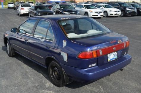 Nissan Dealership Lexington Ky >> Nissan Sentra XE 1997 - Used Car Under $1000 in KY - Fixer Upper - Autopten.com