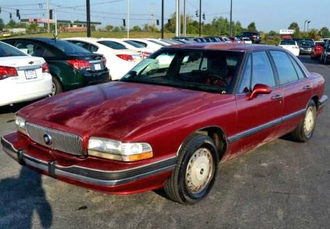 affordable car around 500 buick lesabre 39 95 in ky near lexington. Black Bedroom Furniture Sets. Home Design Ideas