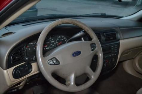 Photo #6: sedan: 2001 Ford Taurus (Burgundy)
