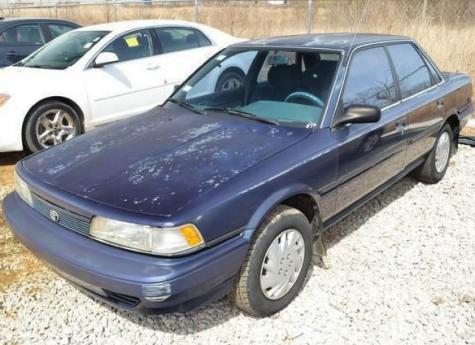 Local Car Auctions >> Cheap Toyota Camry '91 DX Under $1000 near Lexington KY - Autopten.com