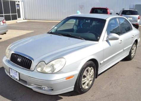 Used Cars Under 15000 >> 2003 Hyundai Sonata Under $1000 near Lexington, KY (Fixer ...