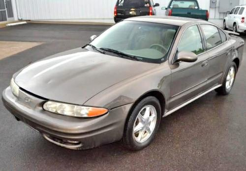 Cars For Under 3000 >> Cheap Car For Sale KY Under 1000 (Oldsmobile Alero GL2 '01 ...