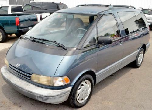 Ford Dealership Lexington Ky >> Very Cheap Minivan Under $500 in KY (Toyota Previa LE '92) - Autopten.com