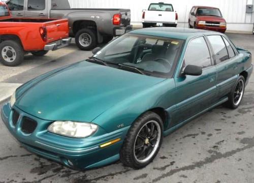 Lexus Of Lexington Ky >> Pontiac Grand AM SE '97 Under $500 near Lexington KY ...