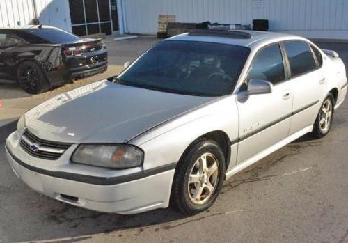 2003 Chevrolet Impala Ls For 500 Or Less Near Lexington