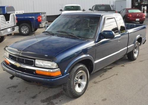 pickup truck under 500 near lexington ky chevy s 10 2002 extended. Black Bedroom Furniture Sets. Home Design Ideas