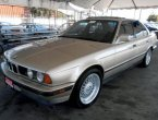 1989 BMW 525 in California