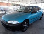 1994 Honda Civic (Green)