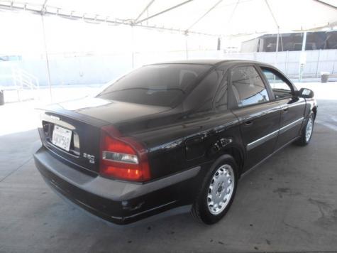 used luxury car under 2000 in california 39 99 volvo s80 2 9 black. Black Bedroom Furniture Sets. Home Design Ideas