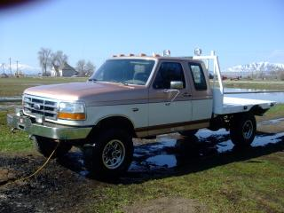 Gmc Dealers In Idaho >> Ford F-250 XLT '95 By Owner in Idaho $9000 or Less - Autopten.com