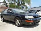1998 Nissan Maxima (Super Black)