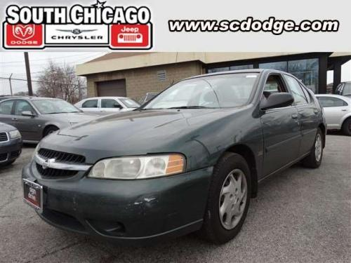 2001 nissan altima gxe for cheap under 1000 chicago il. Black Bedroom Furniture Sets. Home Design Ideas