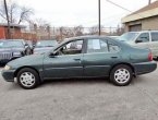 2001 Nissan Altima (Green)