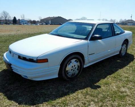 Cheap Car Under 500 Oldsmobile Cutlass Supreme 94 In
