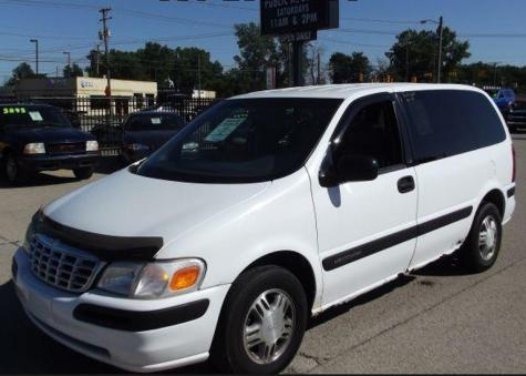 Mercedes Benz Minivan >> Used 1997 Chevy Venture Minivan Under $1000 in MI near ...