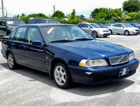 Florida Mazda Dealers >> Cheap Car $500 or Less in Florida - Volvo S70 1999 Blue ...