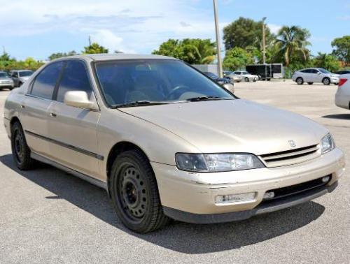 Cheap Car Under 1000 In South Fl Honda Accord Lx 1994