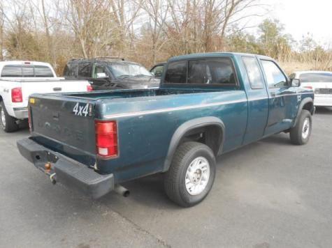 93 Dodge Dakota 4x4 Pickup Truck 1500 In Chesapeake Va