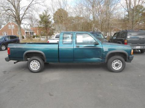 A on 1996 Dodge Dakota Club Cab 4x4