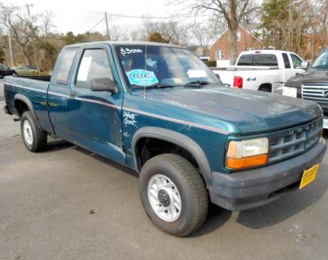 93 Dodge Dakota 4x4 Pickup Truck 1500 In Chesapeake Va