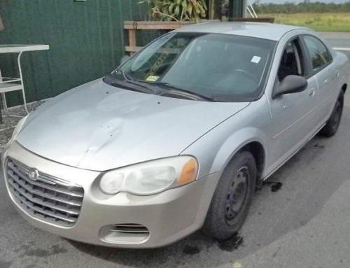 Porsche Dealers In Va >> Used Car Under $500 Chesapeake VA (Chrysler Sebring 2004) - Autopten.com