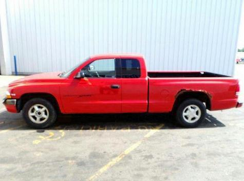 Pickup Truck Under $1000 in Ohio - Cheap Dodge Dakota ...