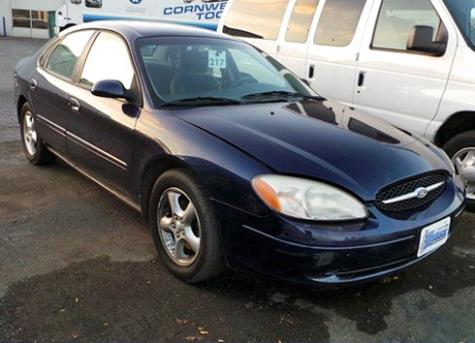 $500 Car For Sale - Used Ford Taurus 2001 in Ohio near ...