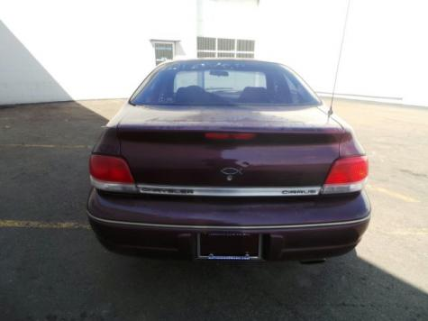Chrysler Dealership Columbus Ohio >> Car Under $2000 near Columbus, OH (2000 Chrysler Cirrus ...