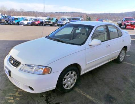 Used Cars Cleveland Ohio >> Economy Used Car $500 or Less - Nissan Sentra GXE 2001 in ...