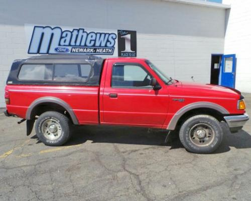 Cheap Pickup Truck in OH $1000 or Less (Ford Ranger XLT ...