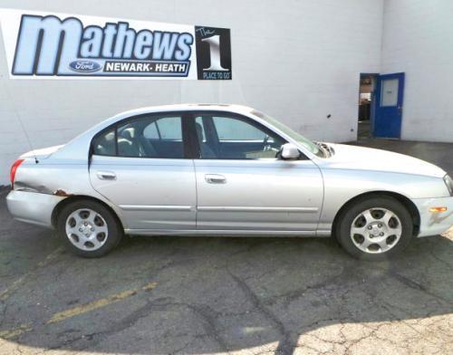 Car Under 1000 Near Columbus Oh Hyundai Elantra Gls 03