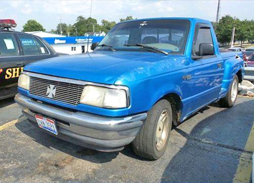 Nissan Columbus Ohio >> Cheap Pickup Under $1000 Columbus OH (Ford Ranger XL '96