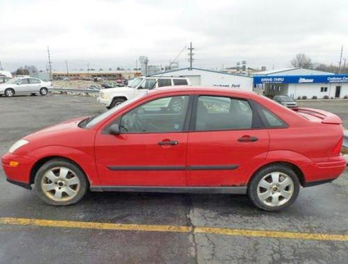 Cheap Car For Sale In Oh 500 Or Less 2001 Ford Focus Se