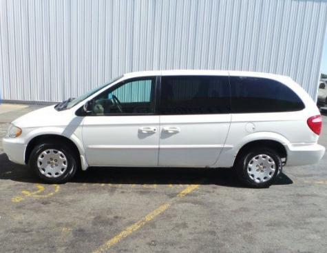 Cheap Minivan Under $1000 in Ohio - Chrysler Town ...