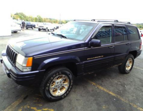 Jeep Dealership Columbus Ohio >> Used 1997 Jeep Grand Cherokee Limited SUV Under $2000 in Ohio - Autopten.com
