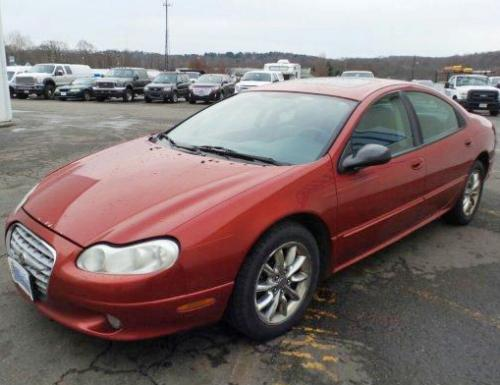 Local Dodge Dealers >> Chrysler Concorde LXi '03 - Used Car $1000 near Columbus ...
