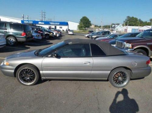 Convertible Under 1000 Columbus Oh Chrysler Sebring Jxi