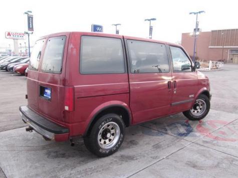 1986 Chevrolet Astro - Dirt Cheap Van Under $1000 in SLC ...