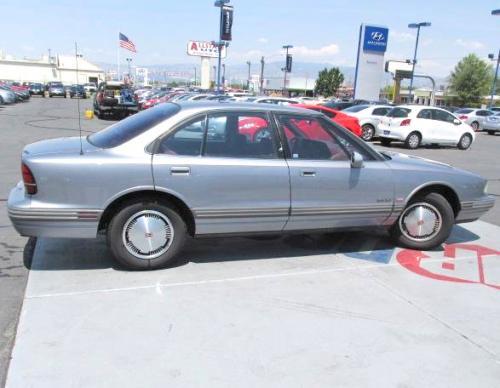 Cheap Car For 500 Slc Utah Oldsmobile 88 Royale 92