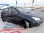 2003 Ford Focus (Black)