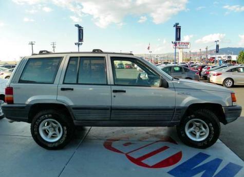 Ford Dealers Utah >> Used Jeep Grand Cherokee SE '94: Cheap SUV Under $1000 in Utah - Autopten.com