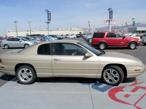 Chevrolet Dealers Near Me >> Chevy Monte Carlo '98 Sporty Car Under $1000 near SLC, UT - Autopten.com