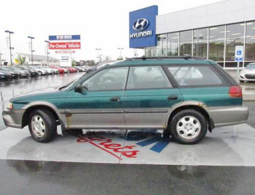 Cheap Car Under 500 Near Slc Ut Subaru Legacy Outback 96 Autopten Com