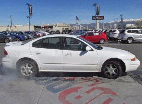 Used Car Under 1000 Slc Utah Oldsmobile Alero Gls 2002