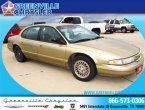 1996 Chrysler LHS (Gold)