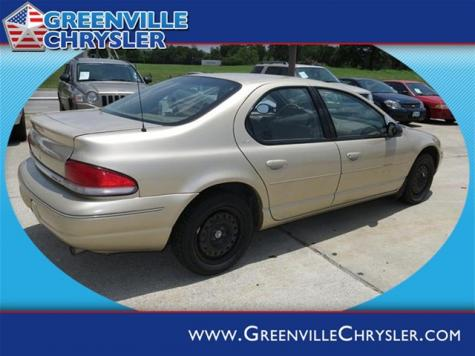 Photo #10: sedan: 2000 Chrysler Cirrus (Gold)